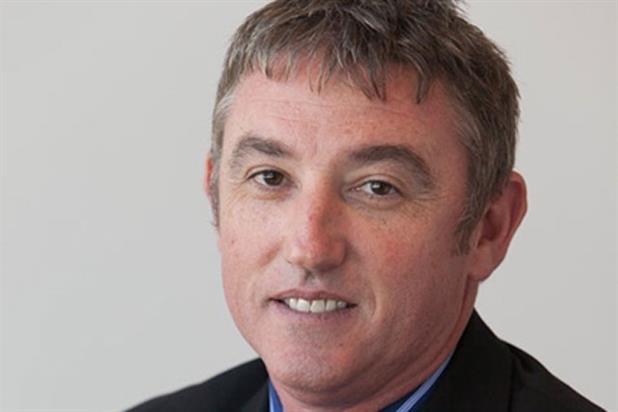 Andy Gibson: leading Bacardi's marketing efforts