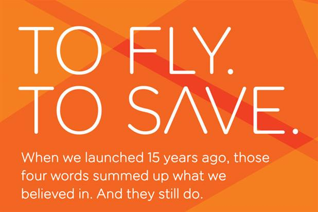 EasyJet ad: response to BA campaign