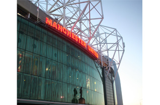 Manchester United unveils Aon as shirt sponsor