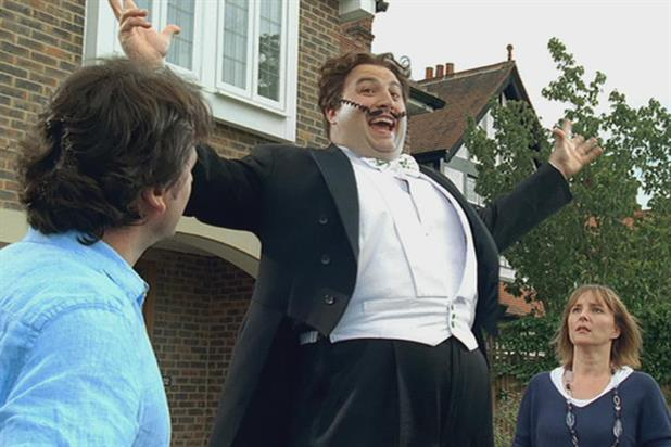 Go Compare: irritating character releases charity single