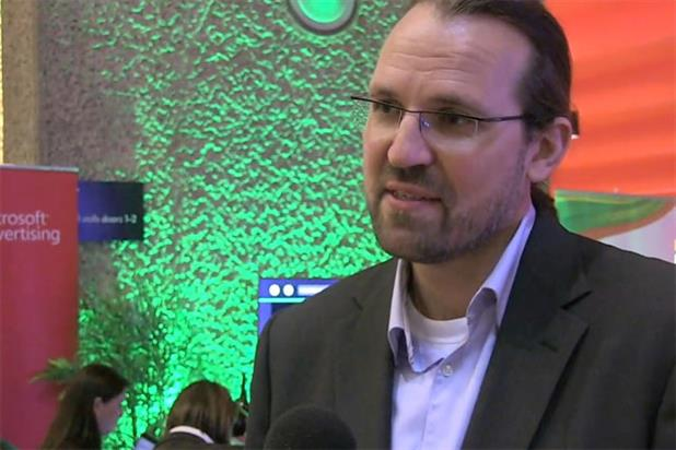 Dave Coplin, chief envisioning officer, Microsoft UK