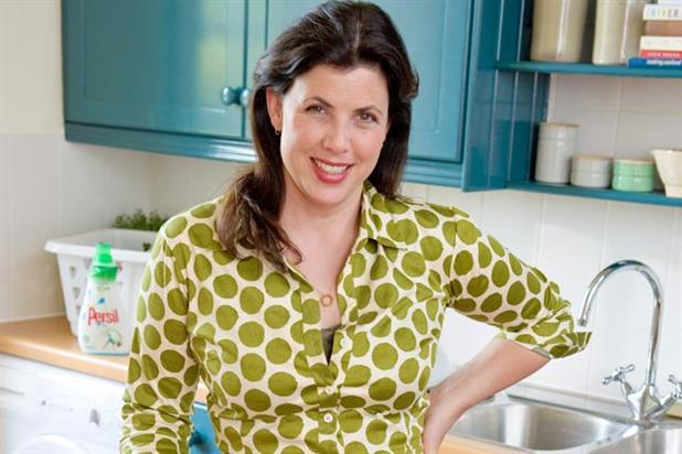 Kirstie Allsopp: fronts Unilever's Small & Mighty TV campaign