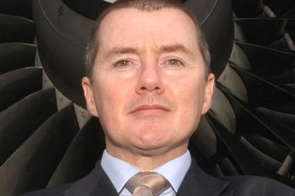 Willie Walsh: chief executive of British Airways
