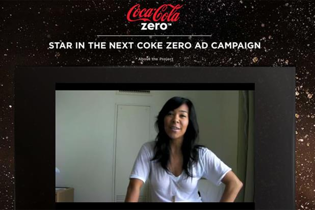 Coke Zero: invites dancers to apply for global campaign