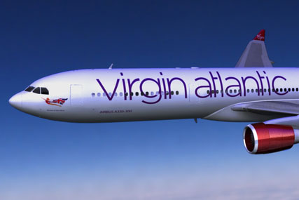 Virgin Atlantic: on-board entertainment changes