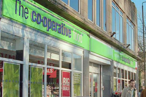 We'll call you: The Co-operative Food