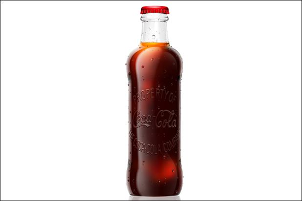 Coca-Cola: special 125th anniversary bottle