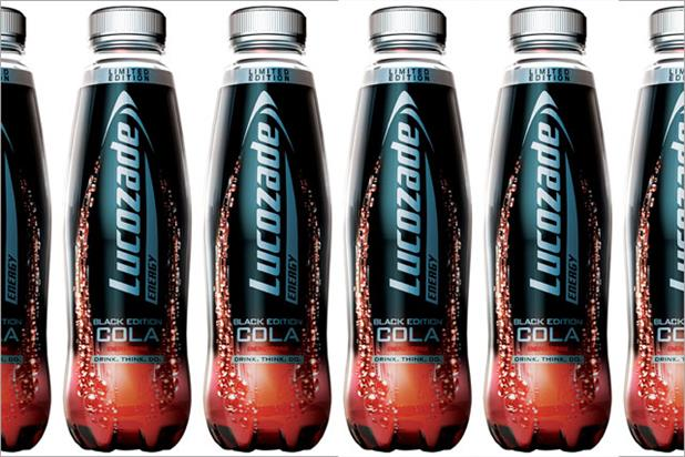 Lucozade Energy: launches cola variant