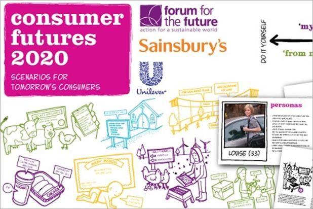 Consumer Futures 2020: Sainsbury's and Unilever team up