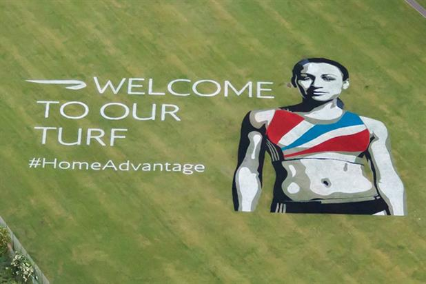 BA: rolls out Jessica Ennis activity