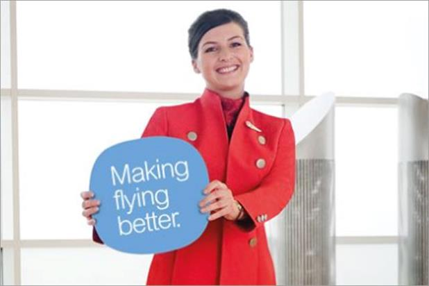 Flybe: overhauls the brand's image
