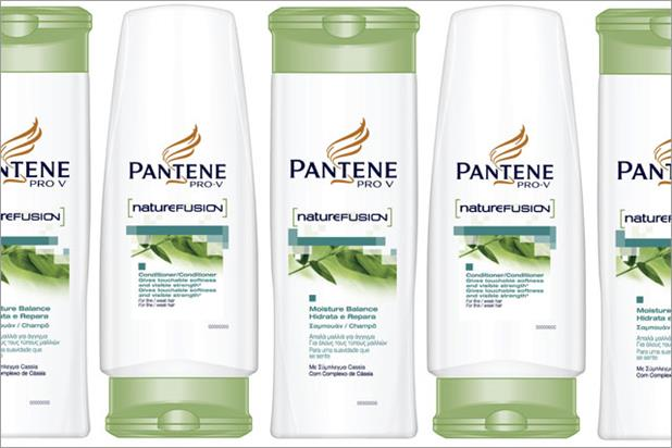 Pantene Pro-V: P&G introduces plant-based packaging in Western Europe