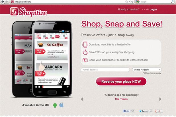 Shopitize: Kellogg's and United Biscuits trial mobile couponing service via app