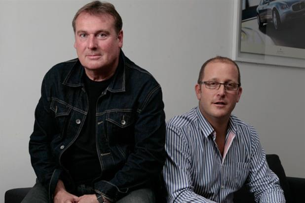 Laurence Sassoon and Keith Terry: join Green Cave People