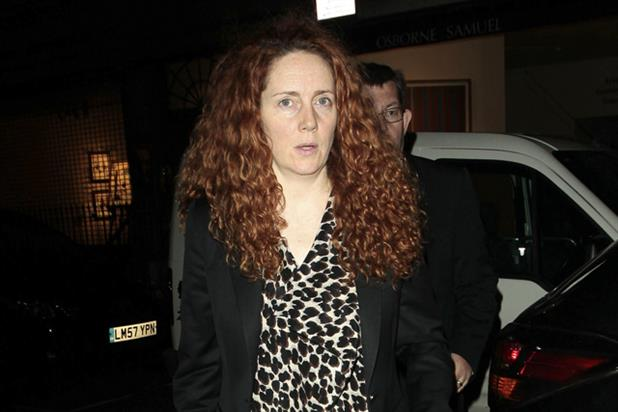 Rebekah Brooks: NI chief executive
