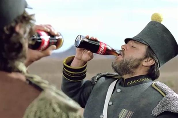Coca-Cola: 'border' spot by W+K