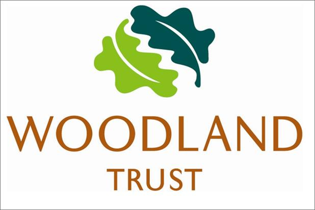Woodland Trust: hires Maxus for digital work after competitive pitch