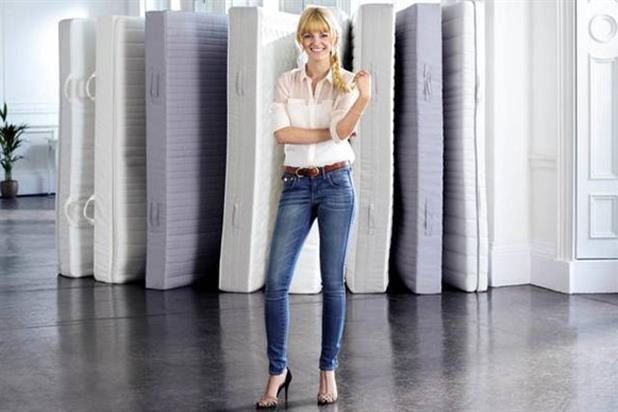Ikea: Princess Xenia Gabriela Florence Sophie Iris stars in press ad