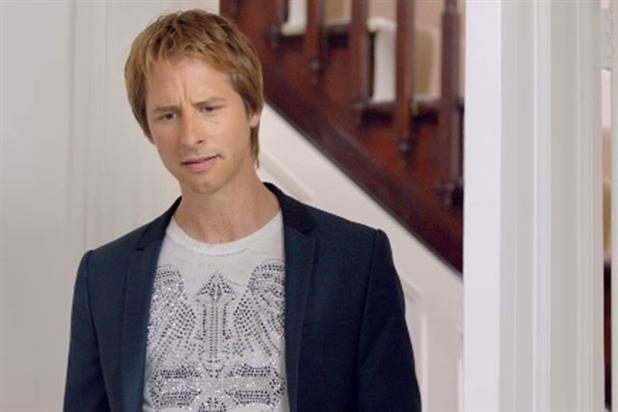 Chesney Hawkes: former pop star features in latest Vanish TV ad