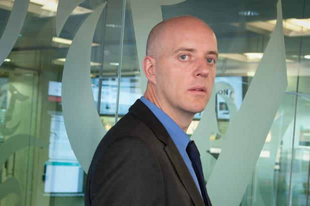 Nick Hewat: group sales director, Telegraph Media Group