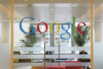 Google: hired M&C Saatchi