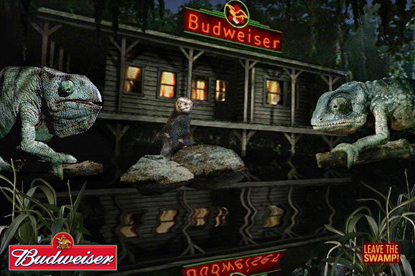 Budwiser...ending relationship with Goodby, Silverstein & Partners