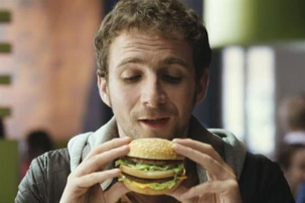 McDonald's: 'he's happy' by Leo Burnett
