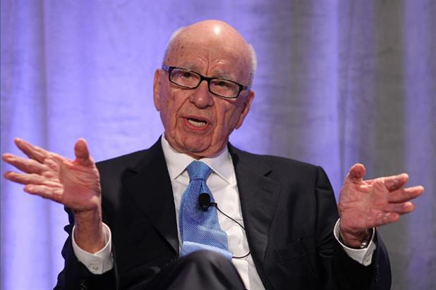 Rupert Murdoch... tweeter