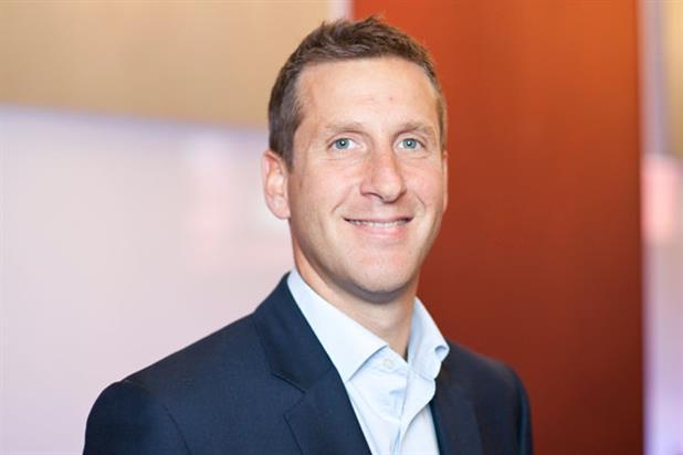 Josh Krichefski: taking up MediaCom UK COO post