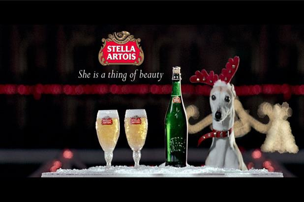 Recent Vizeum London work: Stella Artois