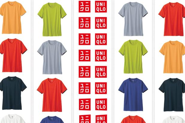 Uniqlo: runs Pinterest campaign