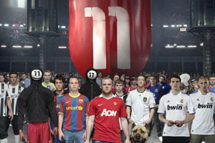 EA Sports kicks off Fifa 11 ad campaign