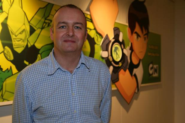 Ian Dowds: tasked with driving digital media strategy