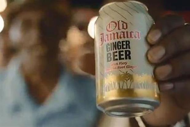 Old Jamaica Ginger Beer: talking to agencies