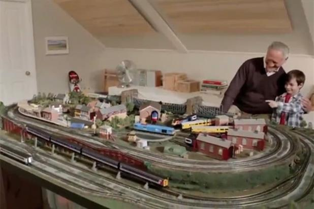 Hornby: model railway brand unveils first TV ad for three years