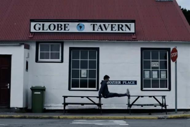 Falklands ad by Y&R Buenos Aires