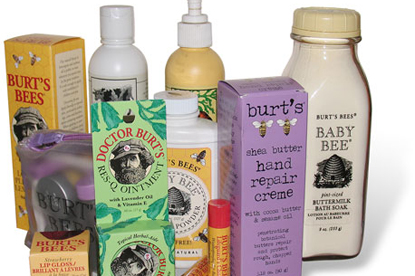 Burt's Bees…MPG International wins media account