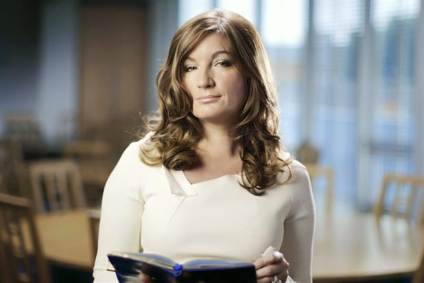 Karren Brady: stars in Department of Work and Pension TV campaign