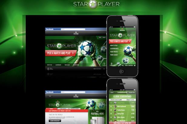 AKQA's Heineken 'StarPlayer' app