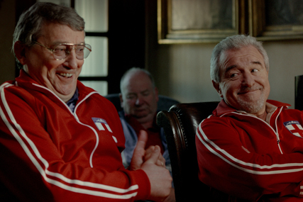 Sony UK: former England managers star in latest campaign