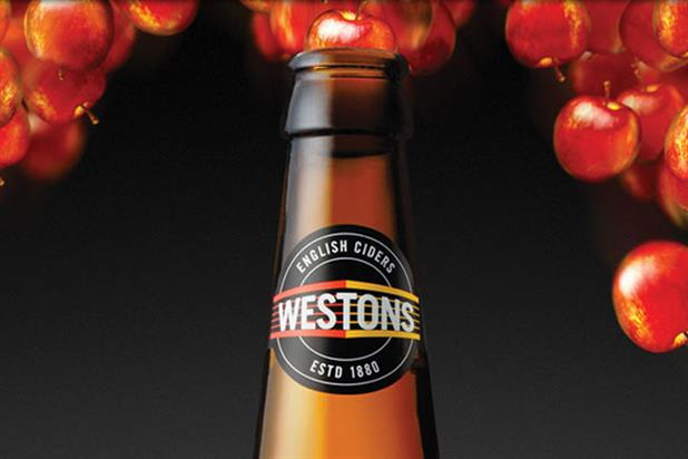 Westons Cider: appoints WCRS