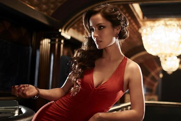 Berenice Marlohe: the latest Bond girl stars in Skyfall