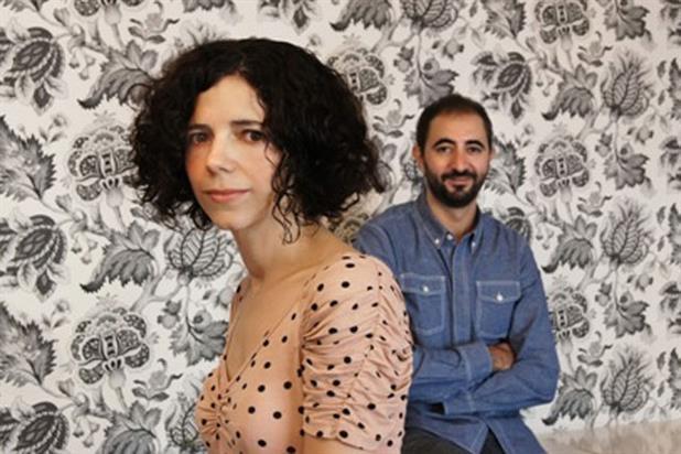 Señora Rushmore's Laura Sampedro and Carlos Alija