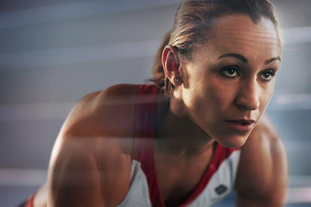 Adidas: Jessica Ennis takes the stage