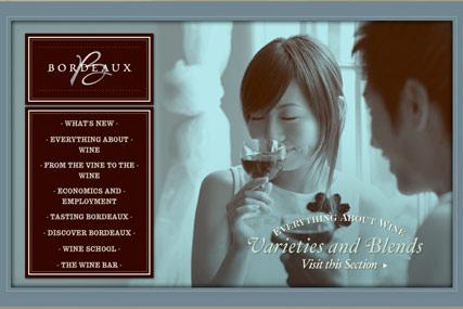 Bordeaux Wine: hired Isobel