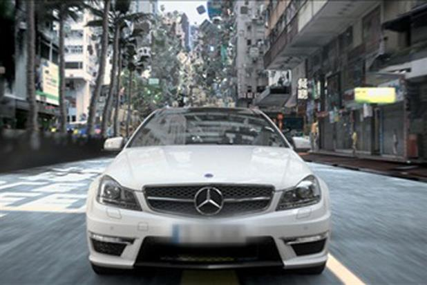 Mercedes: Escape The Map campaign by AMV BBDO