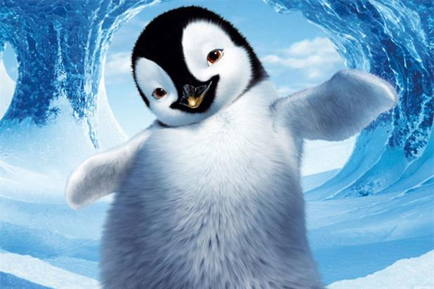 Happy Feet 2: screens in the UK from 2 December