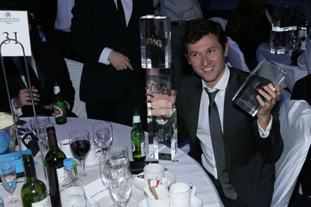 The Campaign Big Awards 2011