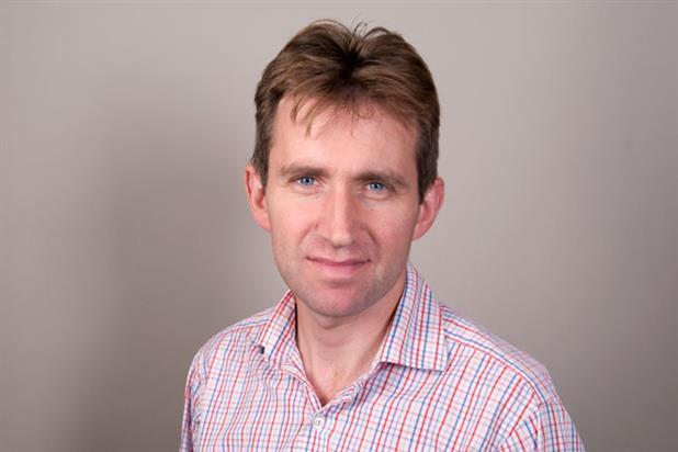 Charlie Rudd, managing director, Bartle Bogle Hegarty