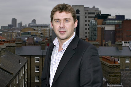 Tim Hipperson: group chief executive role